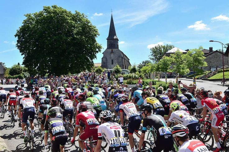 Stage 5: Limoges to Le Lioran