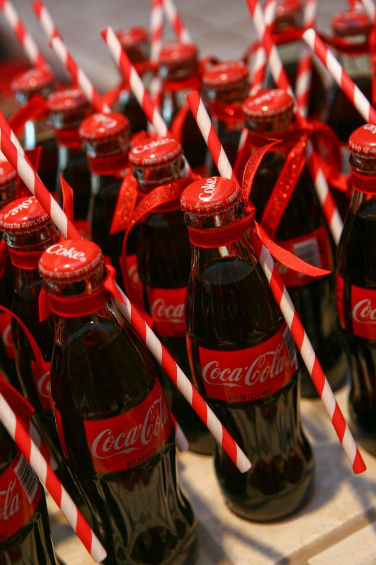 Old fashioned Coca Cola