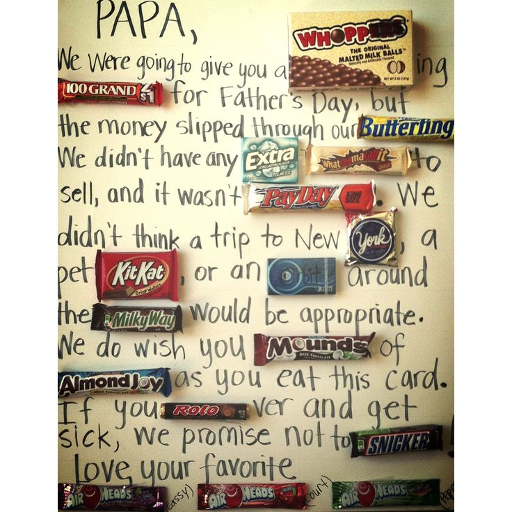 17 Best images about Candy Poster Boards on Pinterest ...