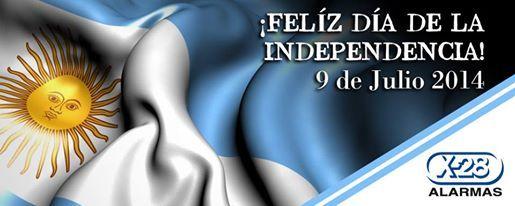9 de Julio: Día de la independencia.