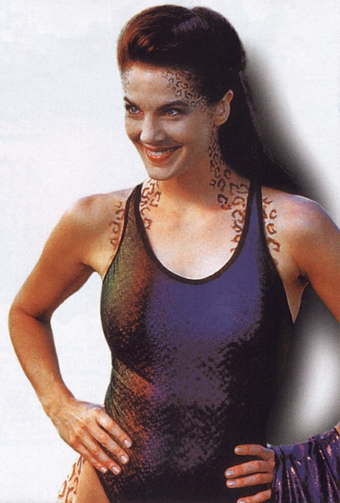 Terry Farrell hot - Bing Images