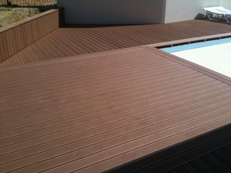 36 best back porch designs images on pinterest decks for Outdoor decking boards
