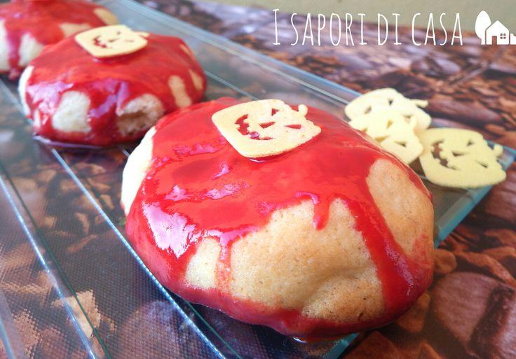 Biscotti mostruosi - ricetta Halloween
