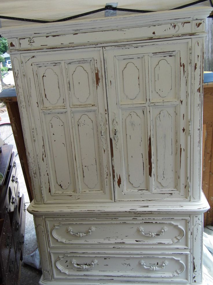It Is A Very Cute Wardrobe Armoire With Dimensions Wide, Deep And Tall.