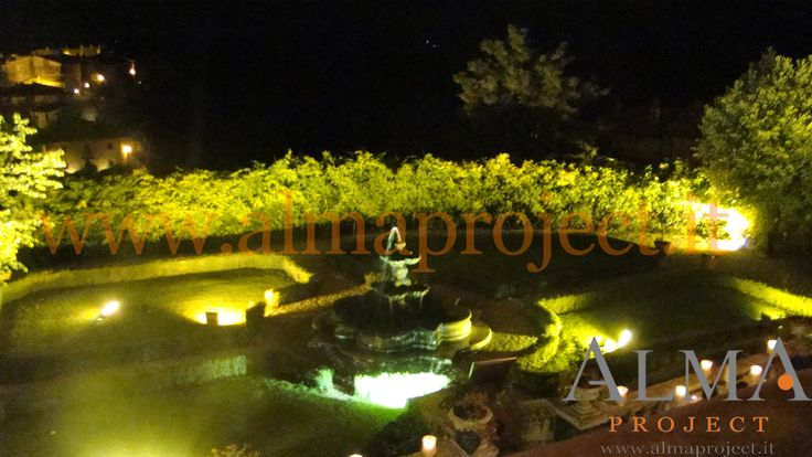 ALMA PROJECT @ Borro - Italian Garden Lighting (low) - 032