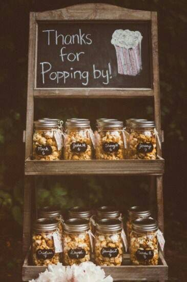Love this wedding favor idea! Cute and easy to do!