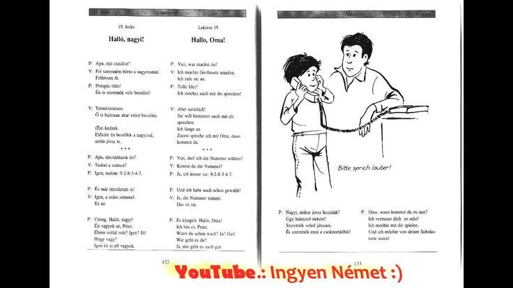 Német Magyar Lecke 19.