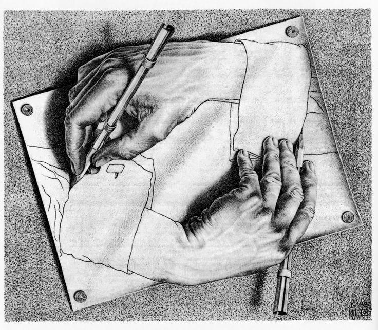 Escher Manos