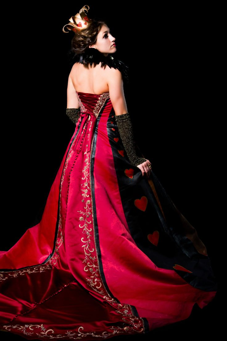 20 Best Images About Queen Of Hearts Halloween On
