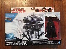 Star Wars Force Link Imperial Probe Droid & Darth Vader Action Figure MIB Hasbro http://ift.tt/2BJYoBd