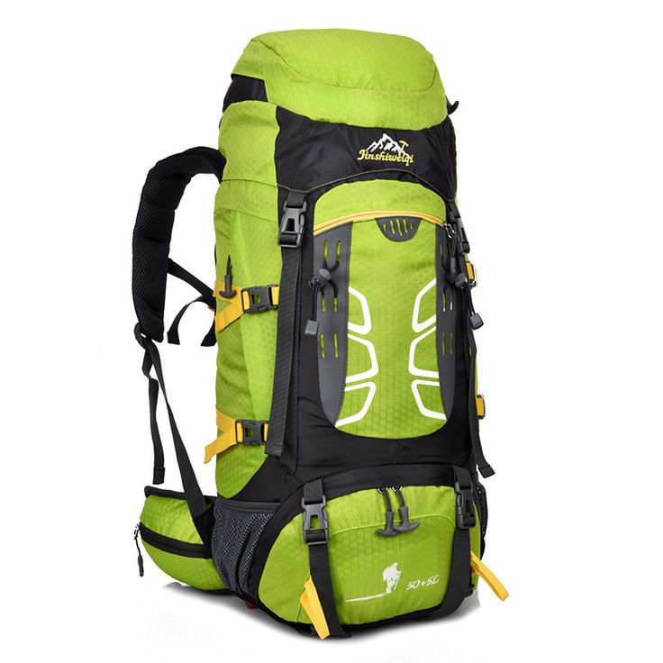 Outdoor Sport Backpack Hiking Bag Camping Travel Water Resistant Pack Mountaineering Climbing Knapsack Camping