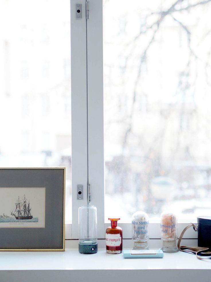 Details by the window | Anna Stolzmann's home | Photo: Pupulandia