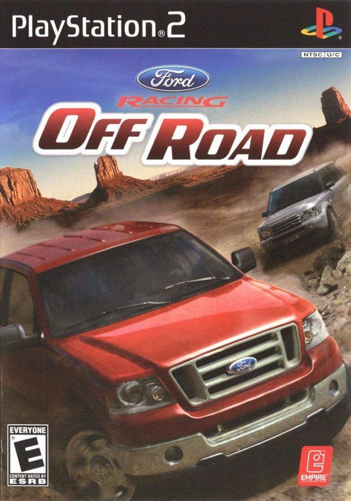 Ford Racing Off Road Ps2 Iso Free Download Ford Racing Offroad