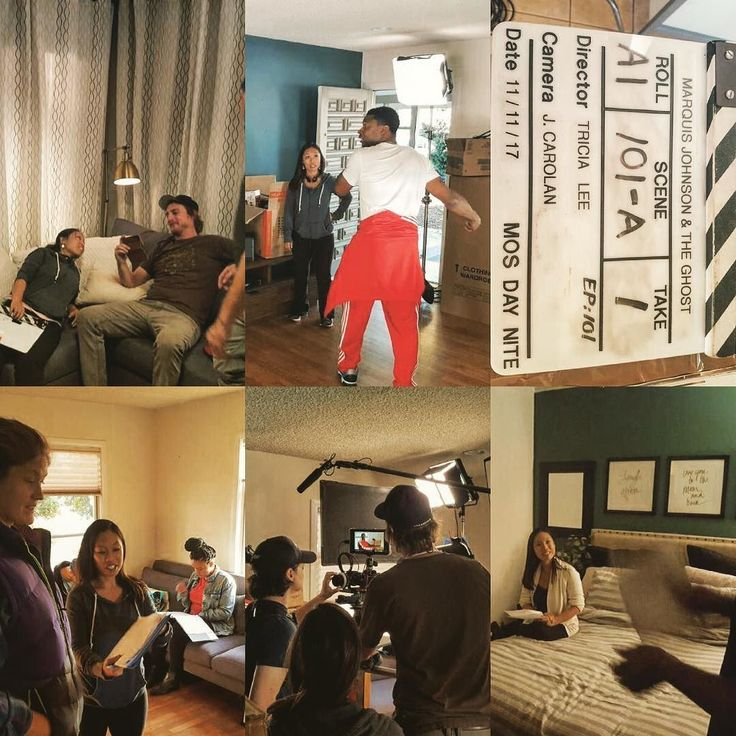 Glad to be back on set again. Long days but fun shoot. #webseries #MarquisVsGhost #directing #setlife #femaledirector #director #directorslife