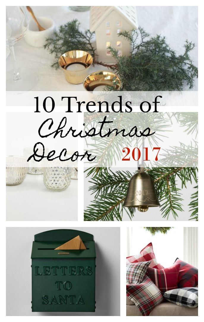 If you love new inspiration for the Christmas Holiday, this post is going to give you an awesome outline of what's trending in Christmas Decorations 2017.