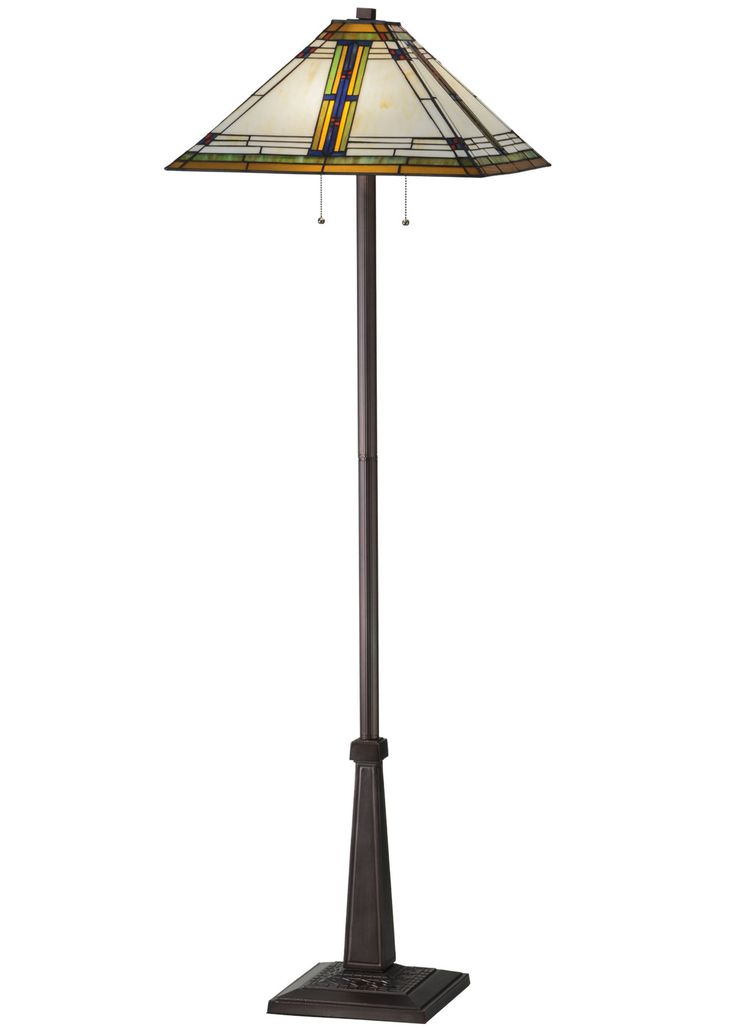 63 Inch H Nevada Floor Lamp