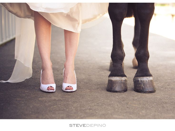 friend Catherine Fudge would love this. Bride and her Horse. like the black and white, but a White horse would be cool. Knight in Shining Armor on a White Horse. its classic