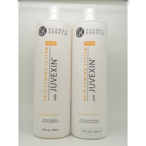 GK Hair Balancing Shampoo 33.8oz + Conditioner 33.8oz DUO SET by GK Hair. $49.70. GK Hair Balancing Shampoo 33.8oz. GK Hair Balancing Conditioner 33.8oz. Balances scalp and hair. Recommended for oily hair types. Soothes scalp. GK Hair Balancing Shampoo gently soothes and balances the scalp and hair of normal to oily hair types. Hair and scalp is soothed and nourished with plant extracts. SLS, SLES and Sodium Chloride FREE formula preserves and protects the GKh...
