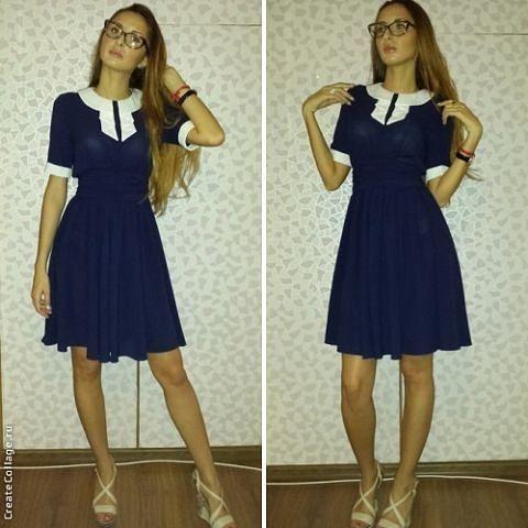 26 отметок «Нравится», 6 комментариев — Anzhelina Zakharchuk (@anzhelinaz) в Instagram: «Платье 👗 из шифона стрейтч с кружевной спинкой на защиту диплома моей Софье#швейныйчатикработы…»
