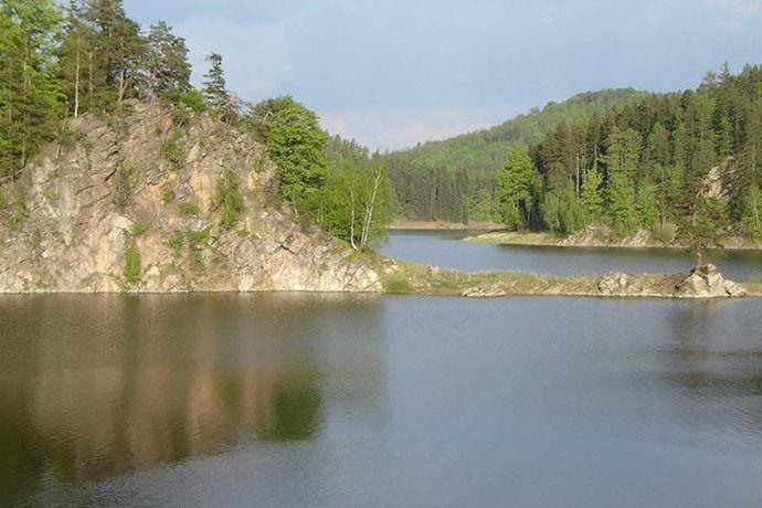 Kudy z nudy - Bystřická zastavení - stezka u Bystřice nad Pernštejnem-Vírská přehrada