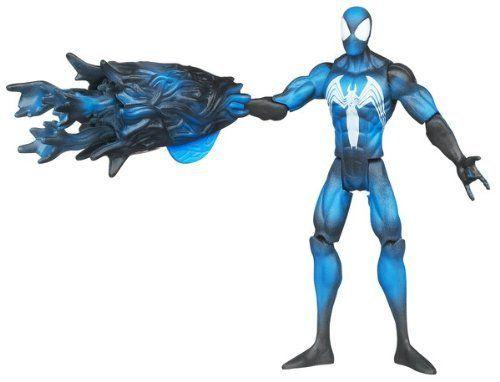 figurine spiderman 4 – symbiote strike