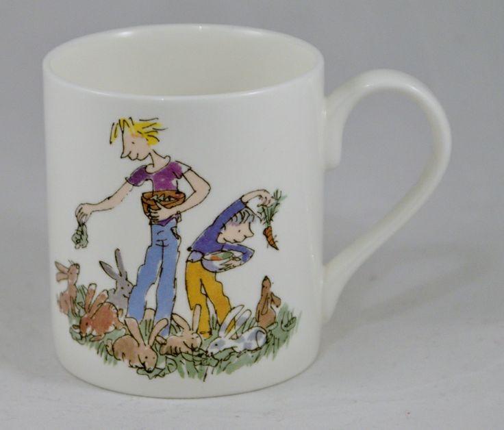 Quentin Blake Mug giveaway