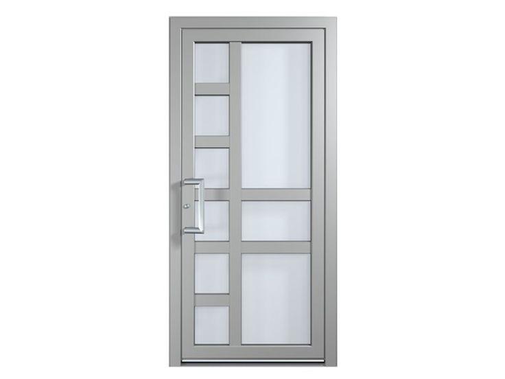 M s de 25 ideas incre bles sobre puertas de aluminio en for Disenos de puertas de vidrio