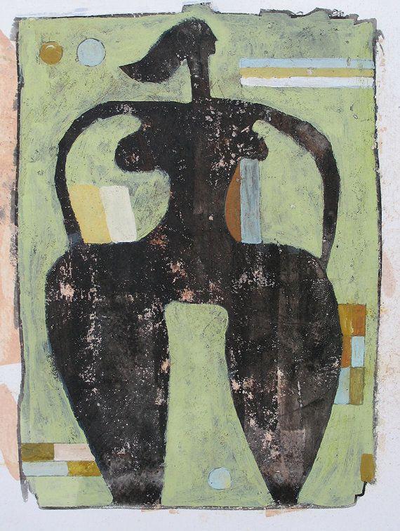 Green 1 by Scott Bergey on Etsy
