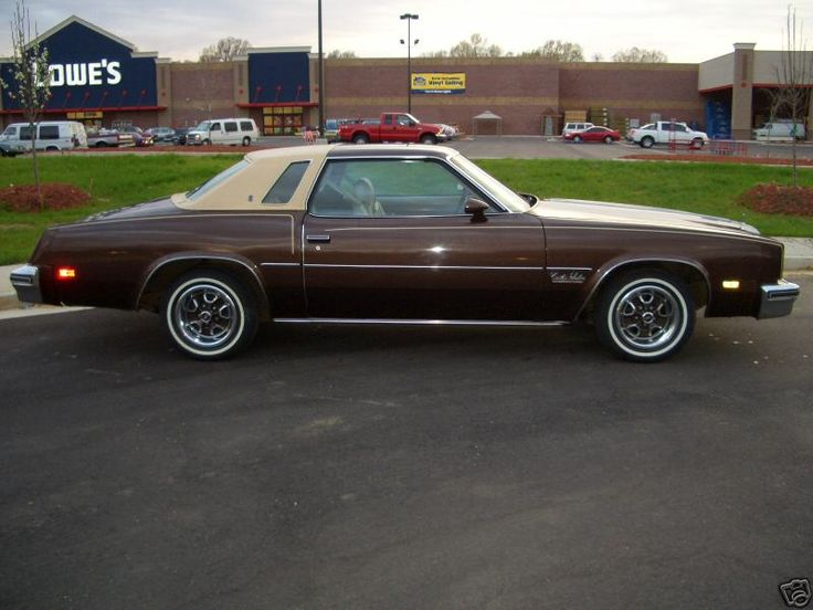 17 best images about wheels of the past on pinterest for 1977 cutlass salon for sale