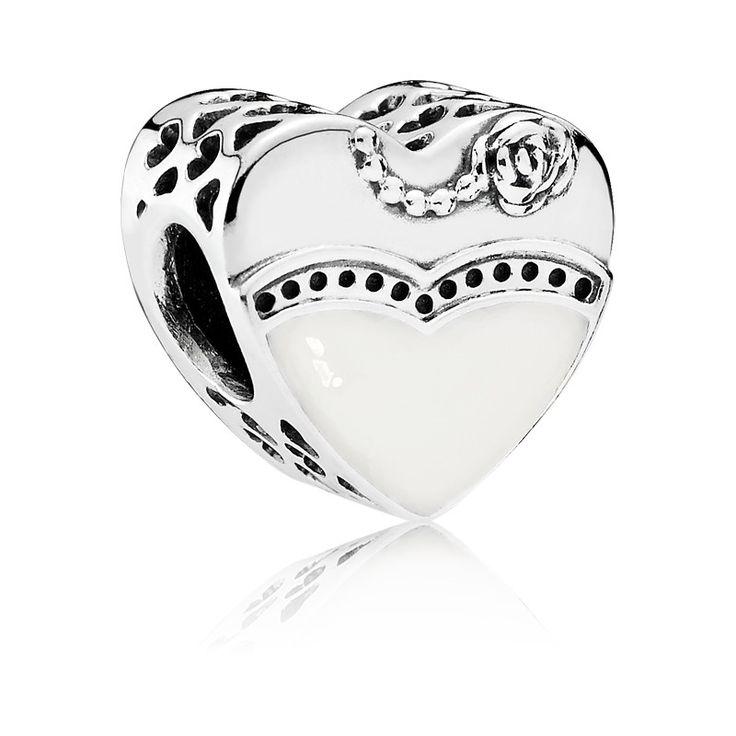 Pandora Charm Hochzeit 791840ENMX