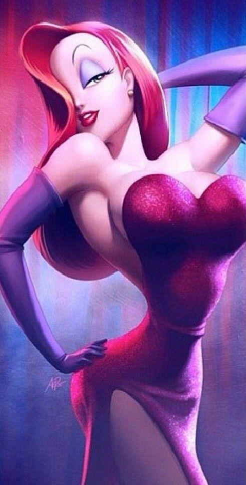 Cartoon Characters Jessica Rabbit : Jessica rabbit likes pinterest
