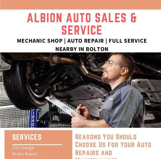 Automotive Repair Nearby Di 2020