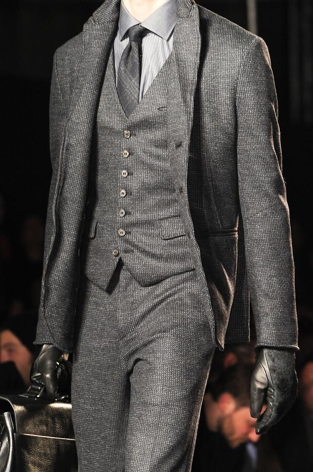 John Varvatos Mens A/W 13