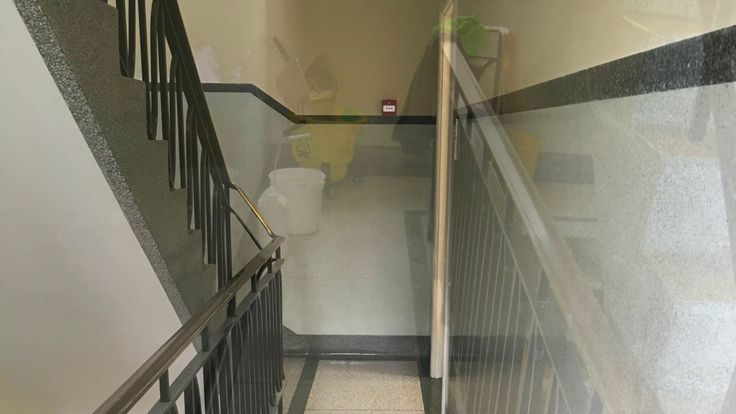 Terrazzo Stair Cleaner Cleaning Restoration Sealer - Eastbourne East Sussex