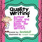 This is a great balanced literacy approach to teaching Writing.  It involves reading, writing, and speaking and is a fun way to learn about the tra...