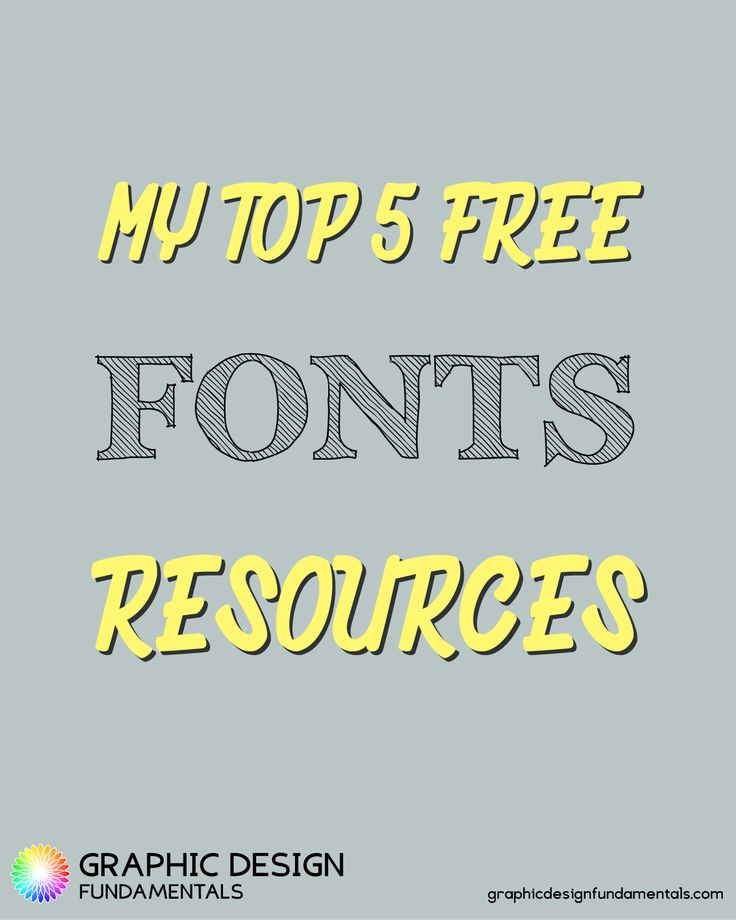 In this post I will share with you some of the best free fonts resources I use. Download free fonts, font detection, font viewers, inspiration & font games!