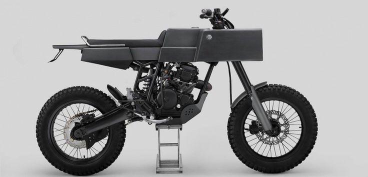 Motor değil baş tacı: #Thrive #Yamaha Scorpio Motosiklet