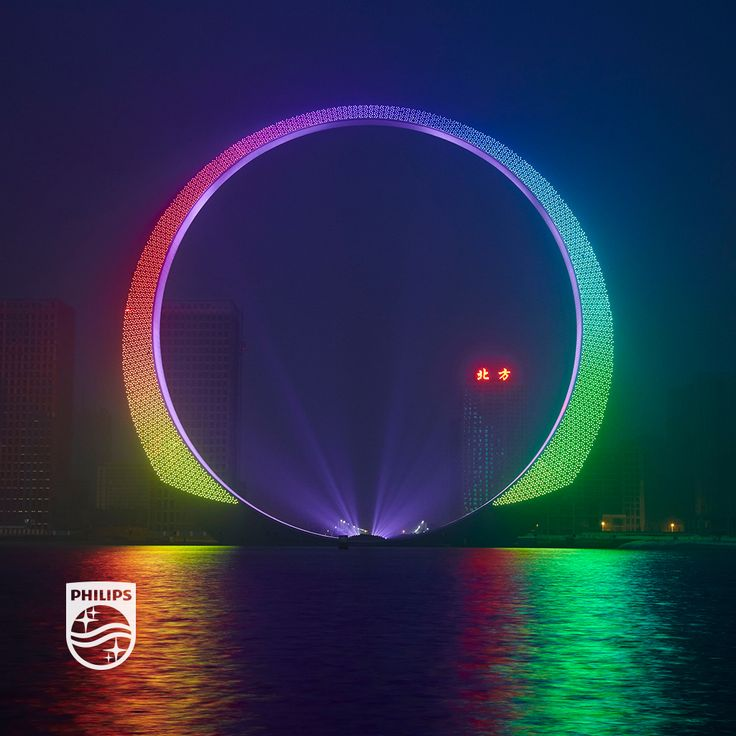 Stunning light sculptures are branding city skylines. Is your urban lighting project a winner? http://philips.to/1A0GwcX #CPL2015