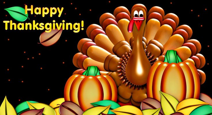 Thanksgiving Animated Wallpaper