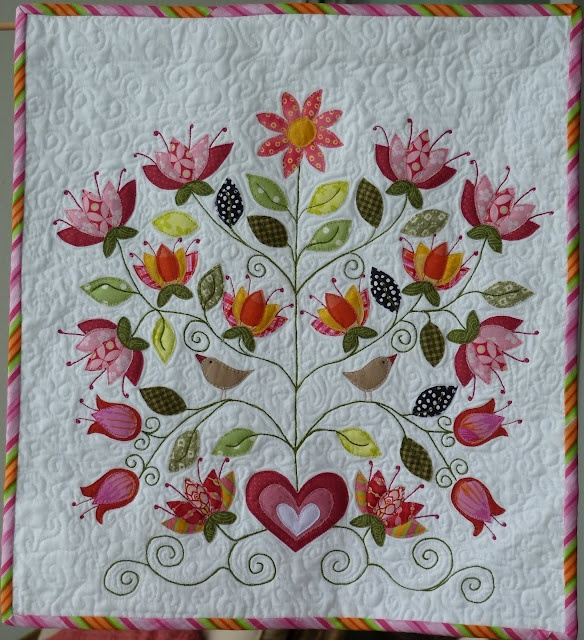 applique - pattern by Kellie from Don´t look now