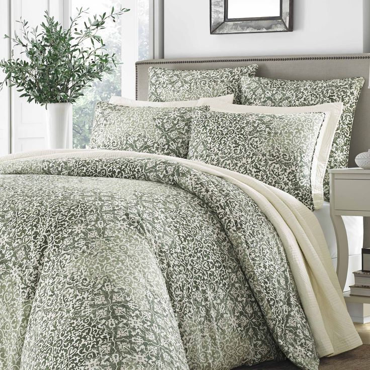 Stone Cottage bedding is timeless and classic