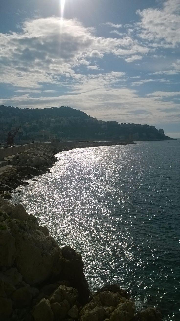 Nicea i Zatoka Aniołów. Jedno z najpiękniejszym miejsc.