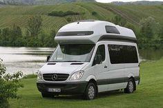 Sprinter Rv Conversion   Westfalia Mercedes Sprinter camper van conversion   Camper Van Life