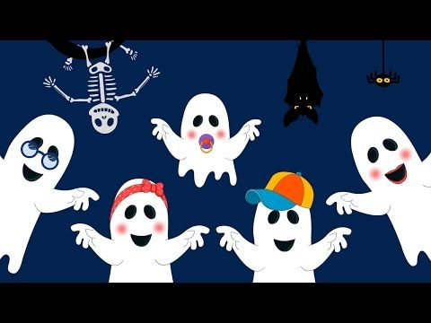 Ghost Finger Family Song | Halloween Songs & Nursery Rhymes for Babies  | Best Buddies - YouTube