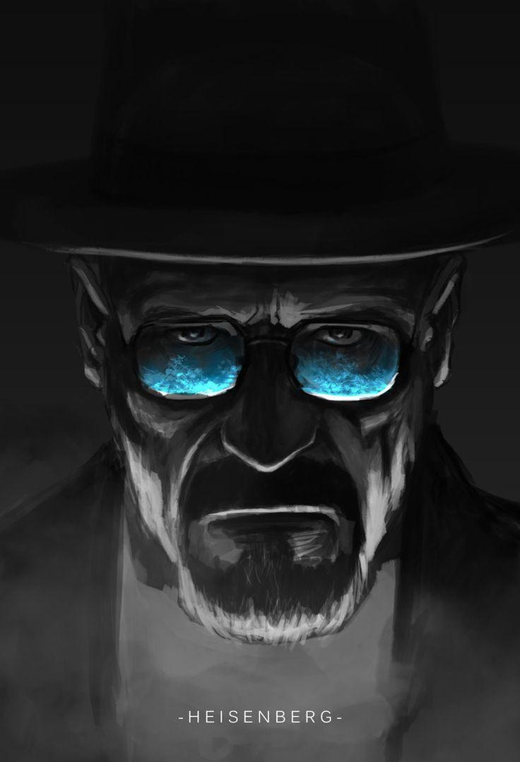 Breaking bad a must watch series heisenberg breaking bad art