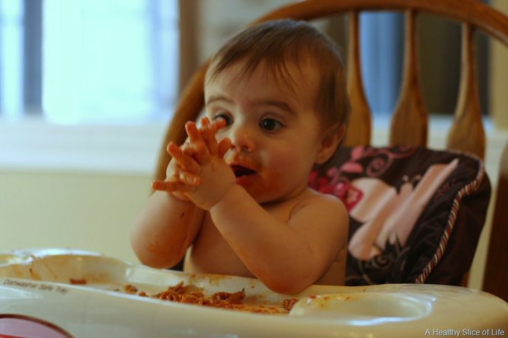 baby led weaning 7 months