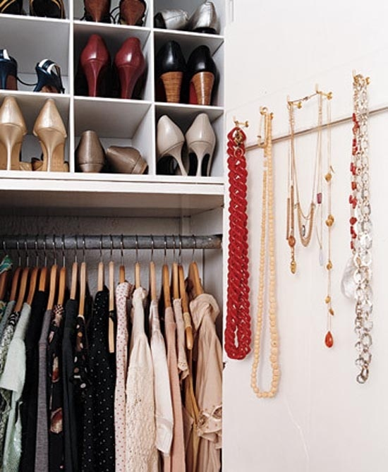 Small Apartment Closets Organize
