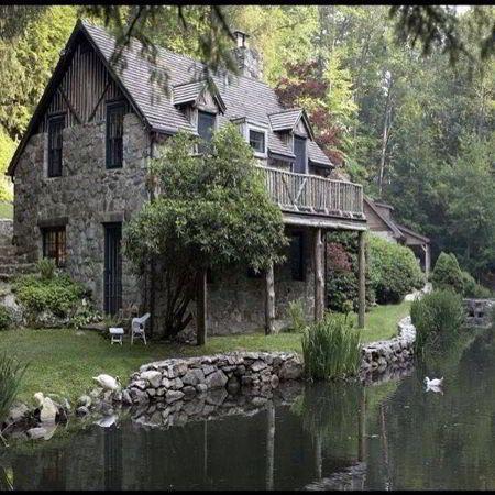 Imagenes de casas de campo rusticas 3 casa pinterest for Casas de campo rusticas