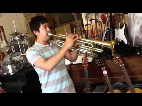 How to play bass trumpet in jazz