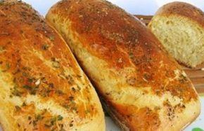 Pão de liqüidificador fácil